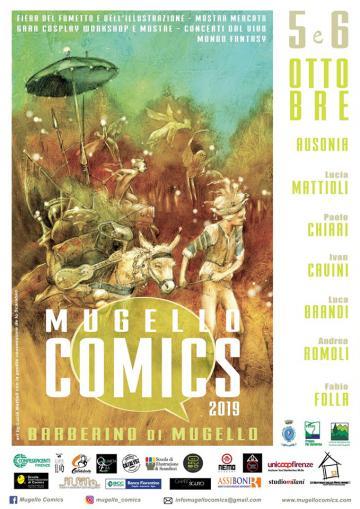 Mugello Comics 2019