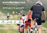 appennino bike tour
