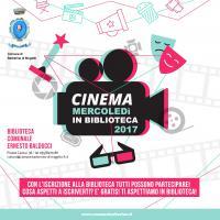 Cinema Biblioteca 2017