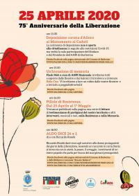 Iniziative per il 25 Aprile a Barberino