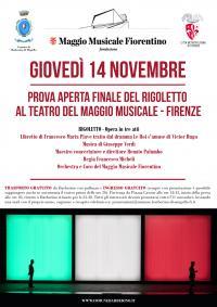 maggio musicale prova finale Rigoletto