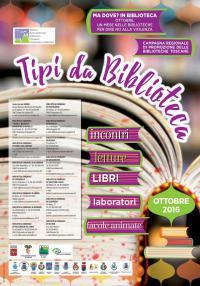 Tipi da Biblioteca